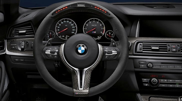 Bmw M Performance Parts For M5 And M6 Models Coming To The