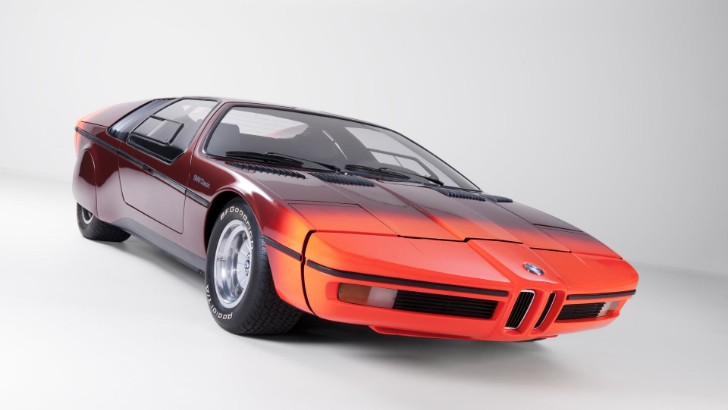 BMW M1's Predecessor: BMW Braque Turbo [Photo Gallery]