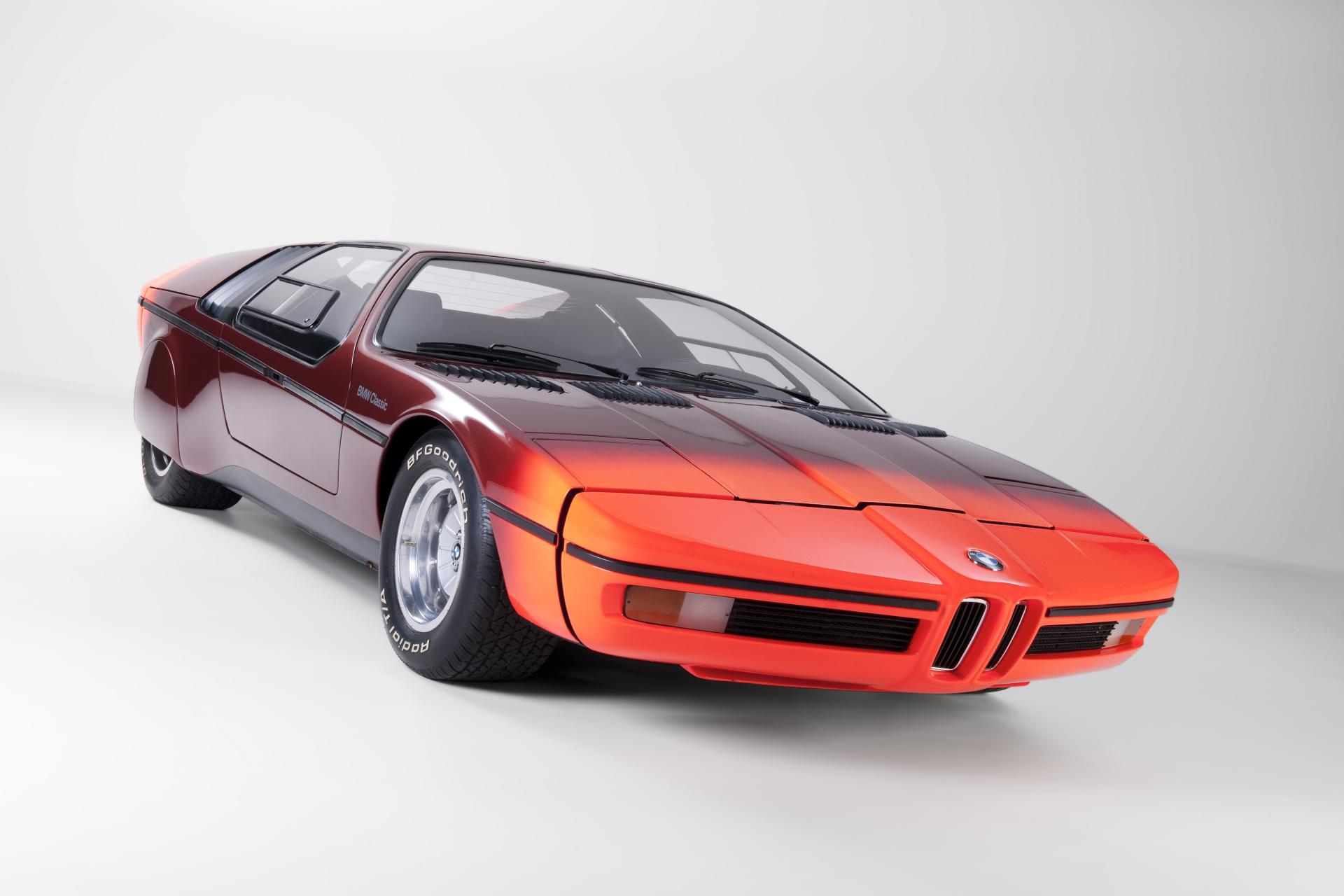 Bmw M1 S Predecessor Bmw Braque Turbo Autoevolution
