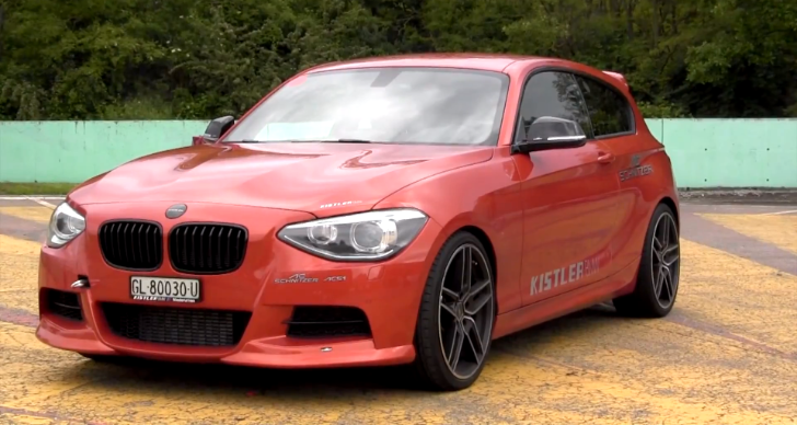BMW M135i by AC Schnitzer Tested on Track [Video]