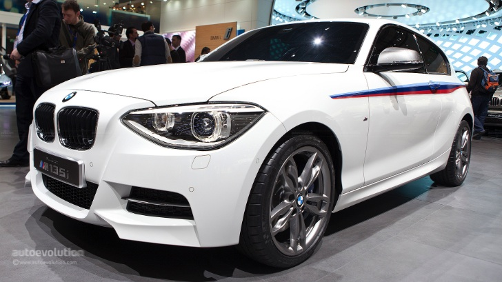bmw m135i will get optional xdrive autoevolution. Black Bedroom Furniture Sets. Home Design Ideas