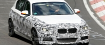 BMW M135i With 320 HP Coming in 2012