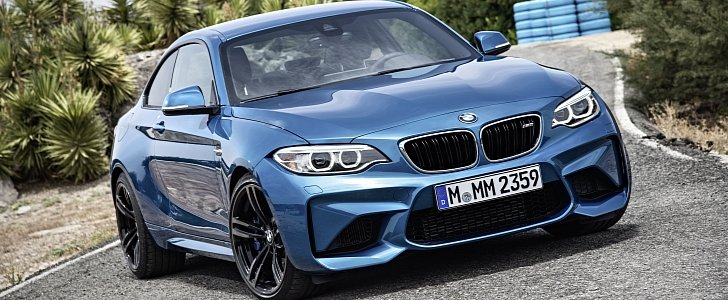 bmw m2 availability limited to under 500 units in the uk prices start at 44 070 autoevolution. Black Bedroom Furniture Sets. Home Design Ideas