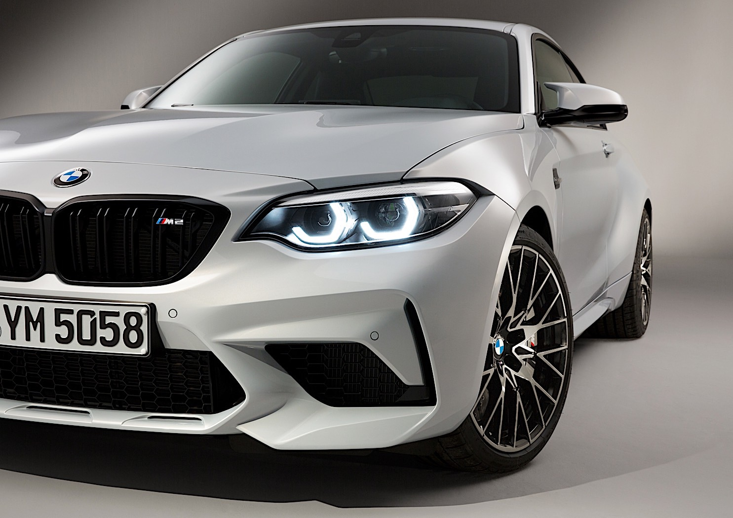 2019 Bmw M2 Competition Officially Revealed Replaces M2 Coupe