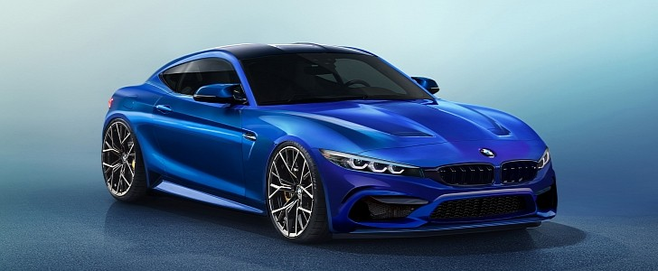 BMW M2 Rendering Shows Hopeful Evolution of the Current Best M Model