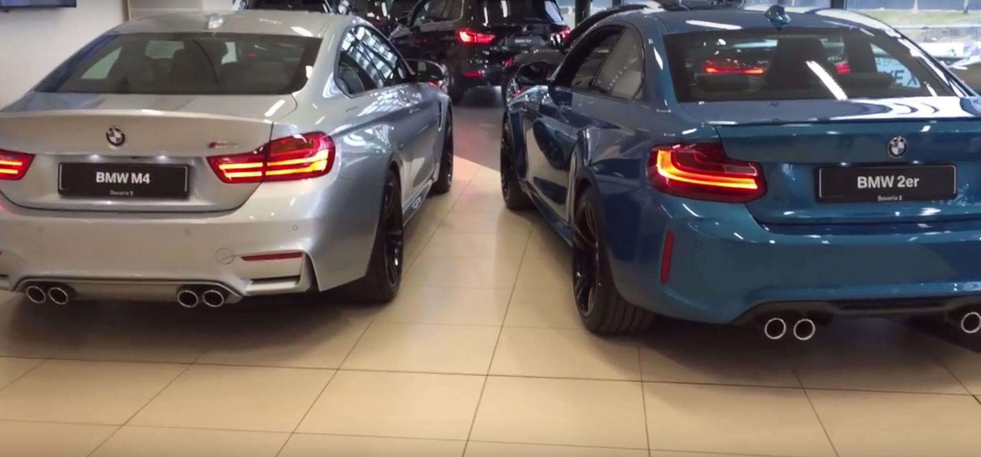 Bmw M2 Vs M4 Exhaust Battle You Don T Need A Reason To