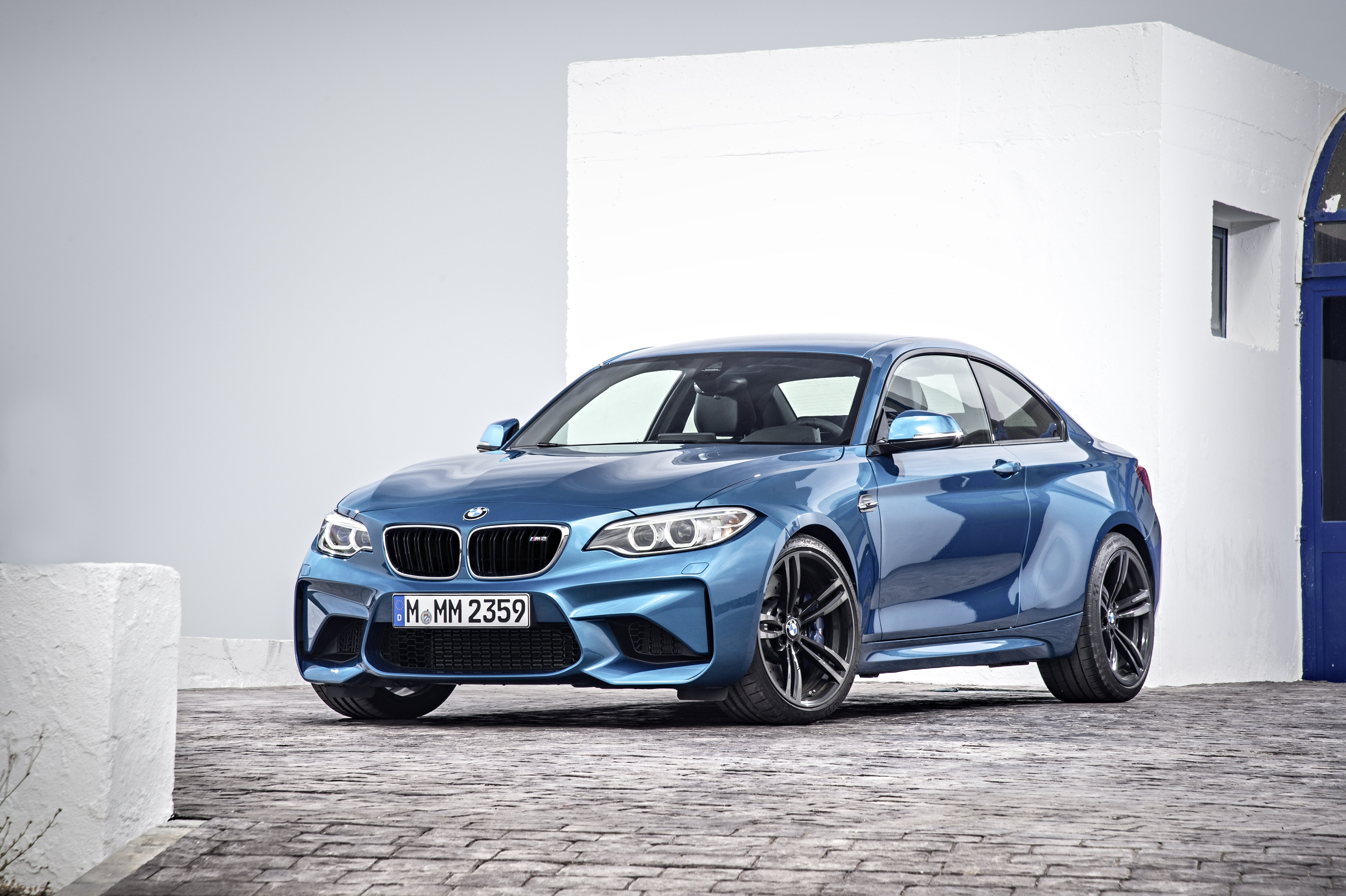 Bmw M2 Will Start At 56 700 In Germany Deliveries Begin In April 2016 Autoevolution
