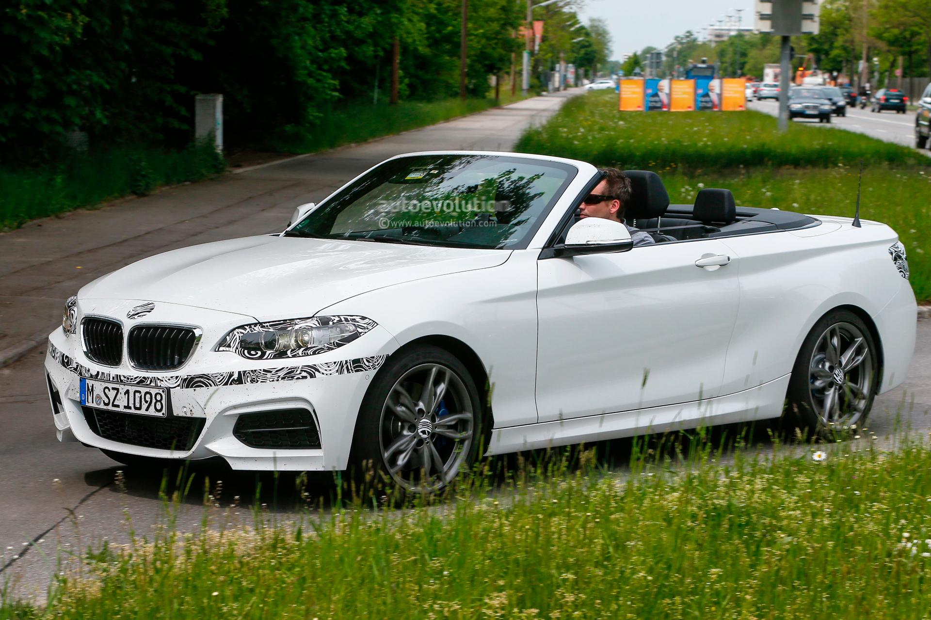 7 Photos BMW M235i Convertible