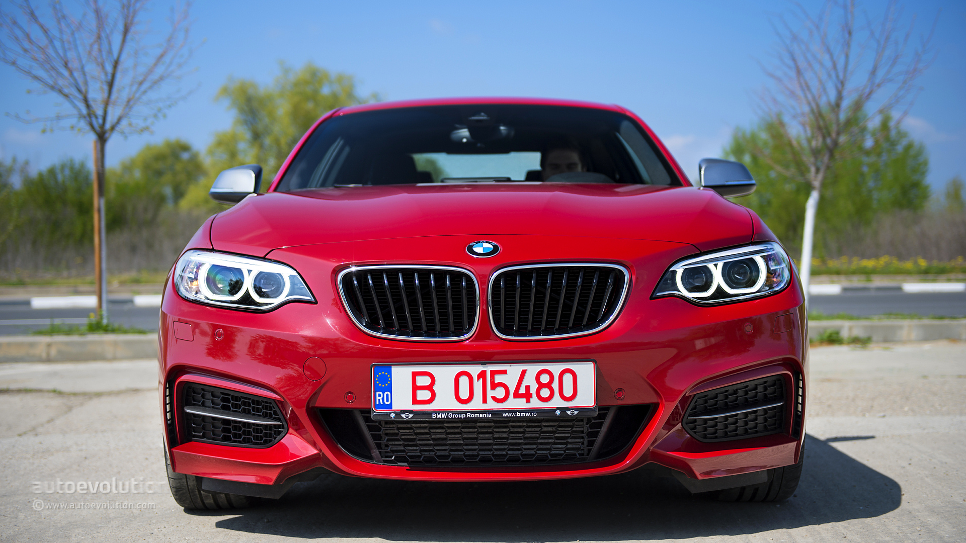 BMW M235i Gets xDrive This Summer autoevolution