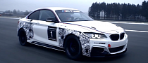 BMW M235i Racing Gets a Video