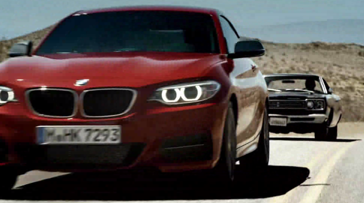 BMW M235i Video Continues where Teaser Left Off [Video]
