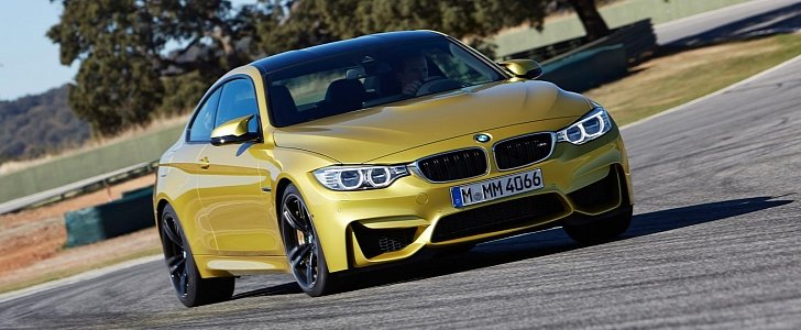Bmw M3 And M4 Will Get A Competition Package This Spring Autoevolution