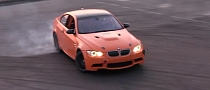 BMW M3 Drifting Tribute [Video]