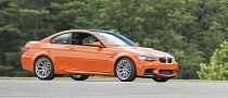 BMW M3 Gets an Orange Special Edition [Photo Gallery]