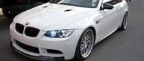 BMW M3 Gets Screaming Exhaust