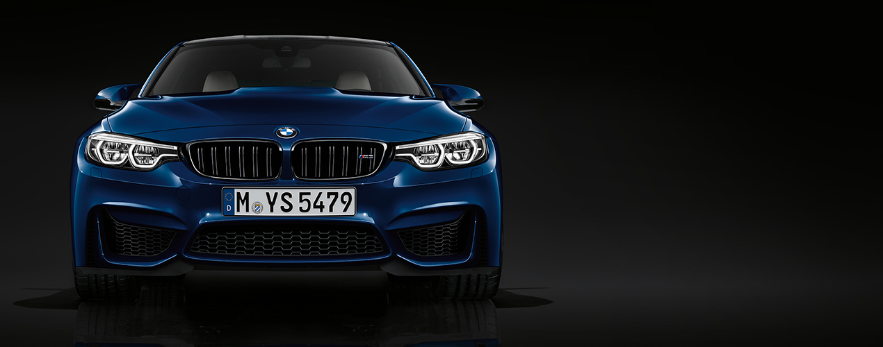 2017 BMW M3 Gets Second Facelift With New Headlights  autoevolution