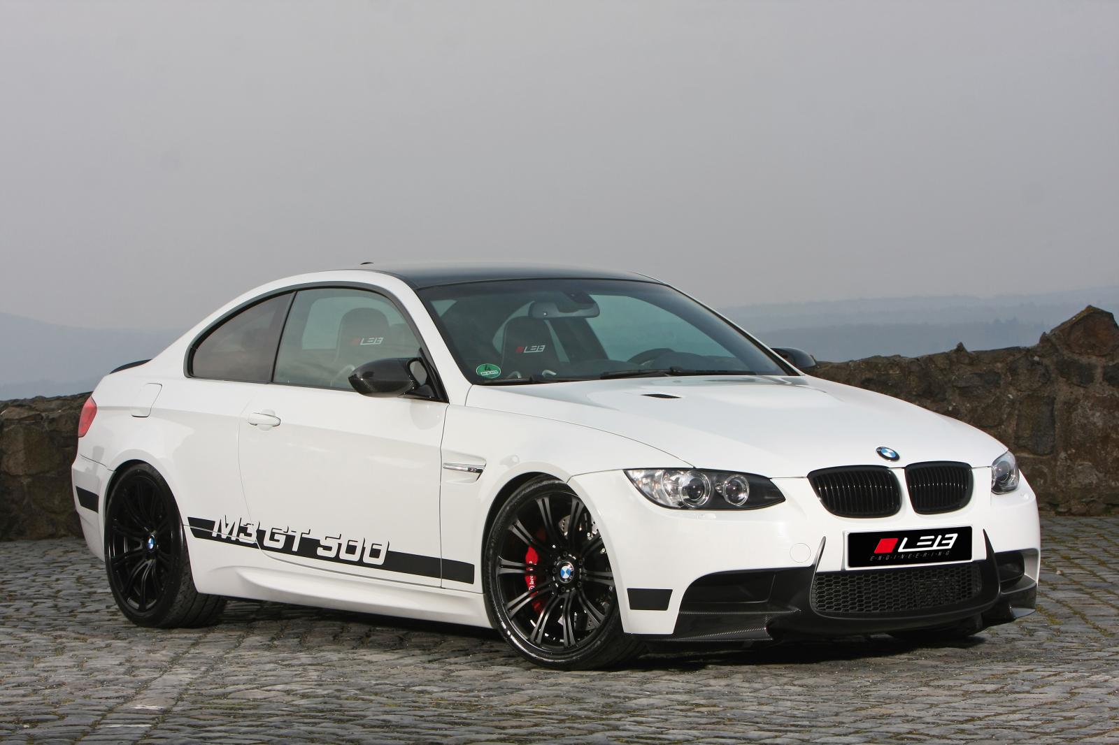BMW M3 GT 500 By Leib Engineering Spells Trouble - autoevolution