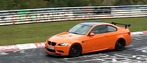 BMW M3 GTS on Nurburgring: Sexy Sound [Video]