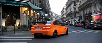 BMW M3 GTS Shines in Paris [Video]