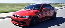 BMW M3 on Vossen Wheels [Video]