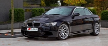 BMW M3 Sleeper: Leib Engineering takes E93 to 610 HP [Photo Gallery]