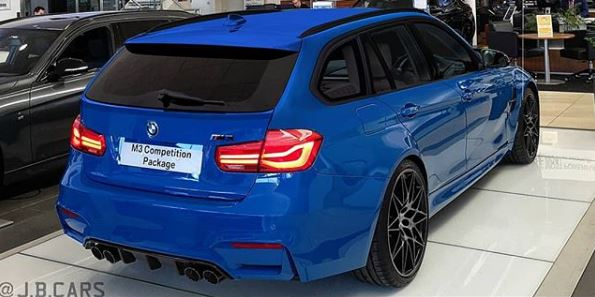 Build A BMW >> Bmw M3 Touring Rendered As The Performance Wagon Bmw Needs