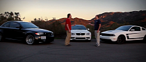 BMW M3 vs BMW 1M vs Mustang Boss 302 by Everyday Driver [Video]