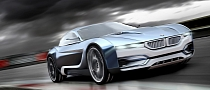 BMW M3i Concept Rendered [Photo Gallery]