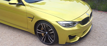 BMW M4 Concept Live Video from Pebble Beach [Video]