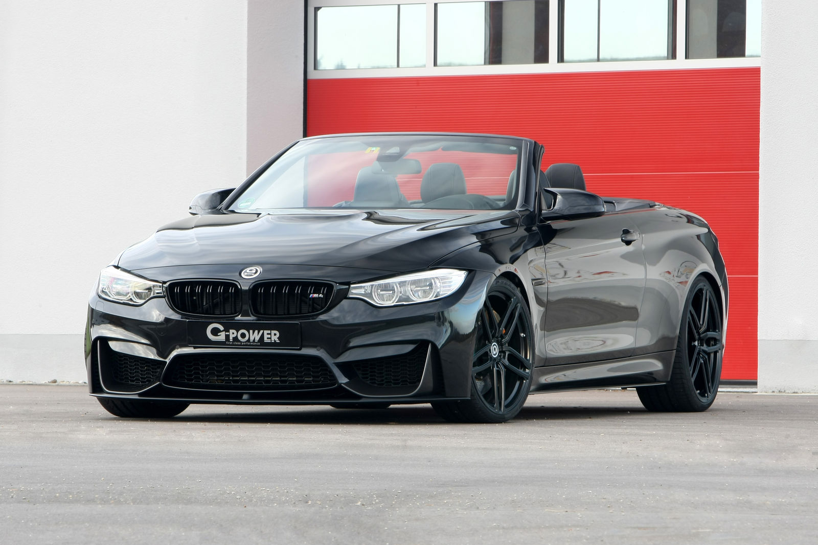 Bmw M4 Convertible Pushed To 600 Hp By G Power Autoevolution
