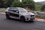 BMW M4 Coupe and New X5 M Spotted Testing [Video]