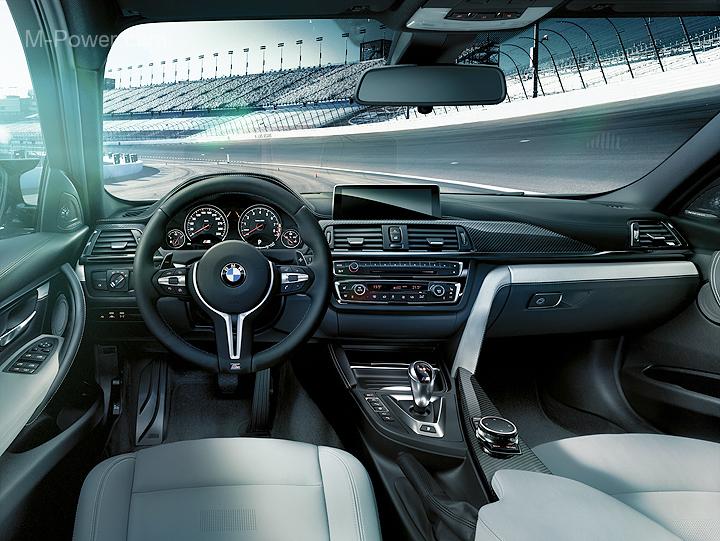 BMW M4 Coupe Interior Design Detailed - autoevolution