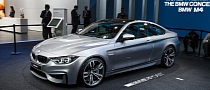 BMW M4 Coupe Rendered, Including Interior