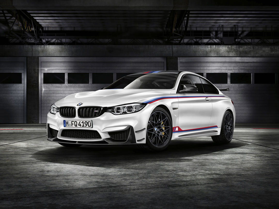 Bmw M4 Dtm Champion Edition Is A Race Bred Two Seater Thad Does 190 Mph Autoevolution