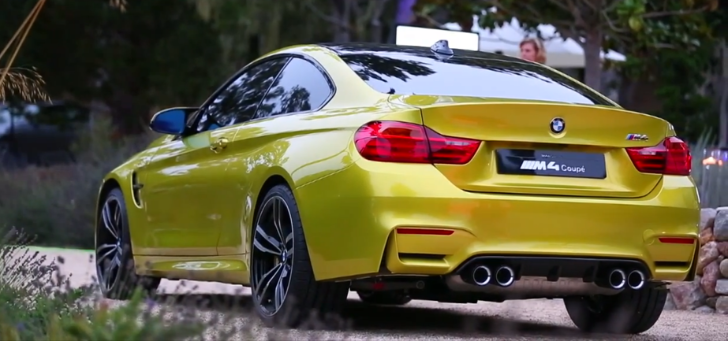 BMW M4 Explained by Florian Nissl, the Man Responsible for Its Design [Video]