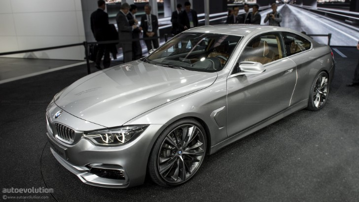 BMW M4 to Use 80 Percent Different Parts from the 4 Series