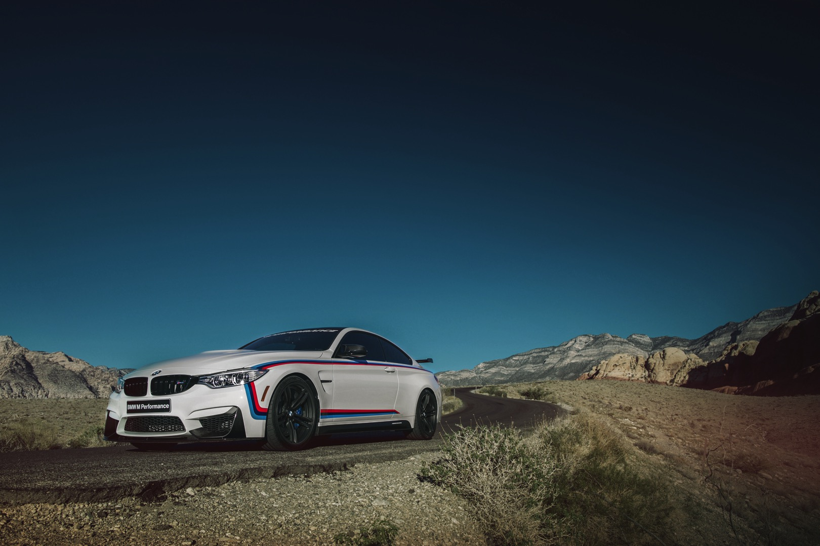 BMW M4 with M Performance Parts Wallpapers: The Thirst for ...