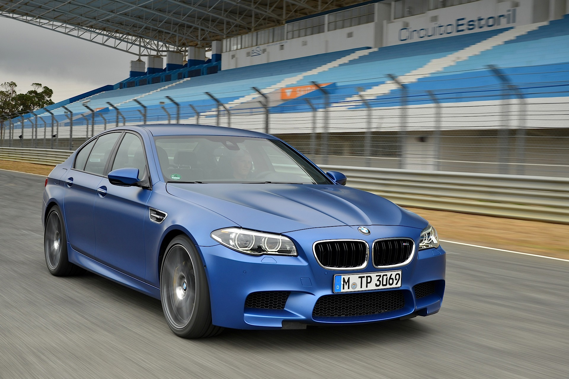 Bmw M5 And M6 Will Get New Individual Paint Finishes This