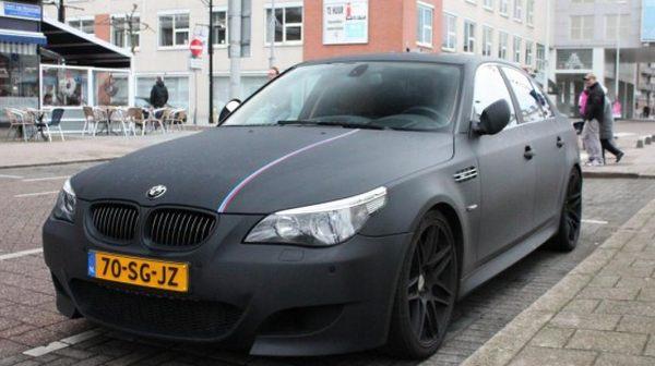 Bmw M5 Becomes Carbon Fiber Monster Autoevolution