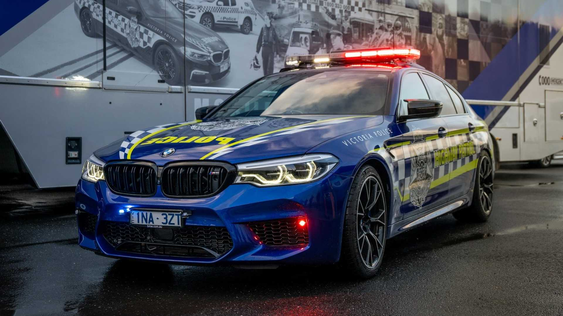 BMW M5 Competition: Vic Police reveals Highway Patrol car