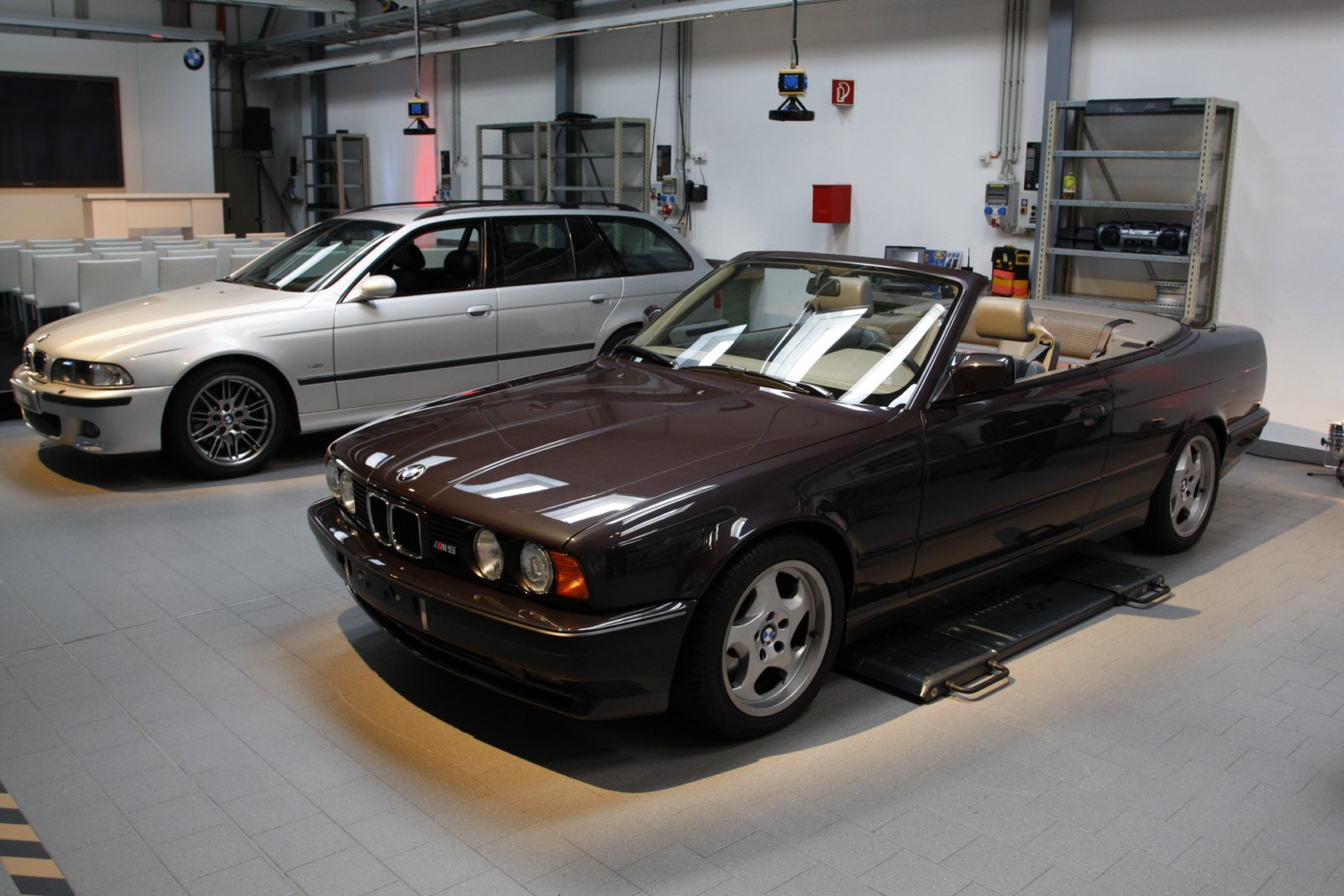 Bmw M5 Convertible And Touring The Ones That Didn T Make