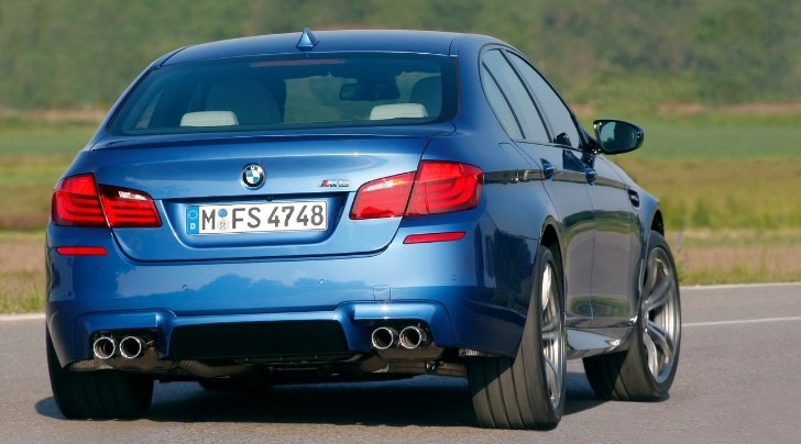 BMW M5 ECU Remap by PP-Performance