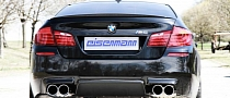 BMW M5 Exhaust by Eisenmann [Video]