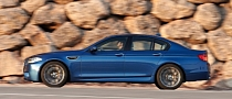 BMW M5 F10: Manual Gearbox Confirmed for US