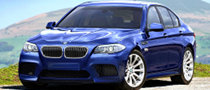 BMW M5 F10 Rendering Released