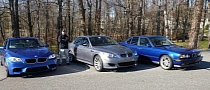 BMW M5 F10 with Manual Gearbox: Guilty Pleasure