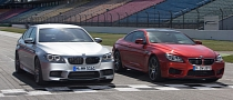 BMW M5 & M6 Competition Package UK Pricing Released