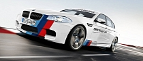 BMW M5: New 2012 Ring Taxi