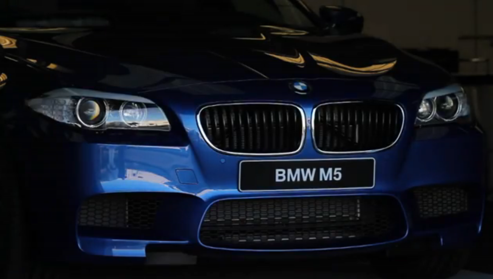 Bmw M5 Takes On Laguna Seca For Us Debut Autoevolution