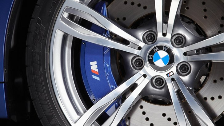 BMW M5 To Get Carbon-Ceramic Brakes